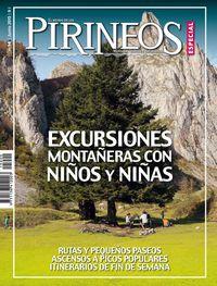 ESPECIAL PIRINEOS 14 - EXCURSIONES MONTAÑERAS CON NIÑOS Y NIÑAS