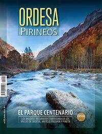 ESPECIAL PIRINEOS 17 - ORDESA, EL PARQUE CENTENARIO