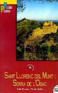 SANT LLORENC DEL MUNT I SERRA DE L'OBAC (CATALÁ)