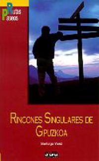RINCONES SINGULARES DE GIPUZKOA