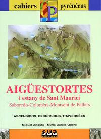 AIGUESTORTES (LIBRO+MAPA)  - FRANCAISE