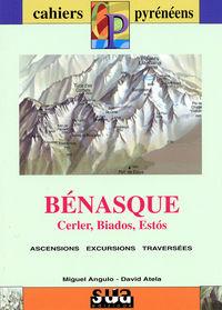 BENASQUE (LIBRO+MAPA)  - FRANCAISE