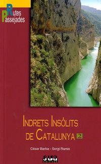 INDRETS INSOLITS DE CATALUNYA - 2 (CATALÁ)