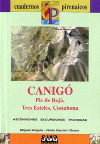 CANIGO (LIBRO+MAPA)