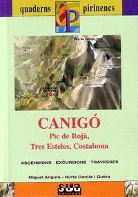 CANIGO (LIBRO+MAPA)  (CATALÁ)