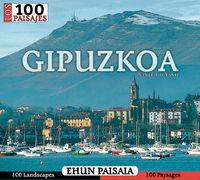 GIPUZKOA - 100 PAISAJES / EHUN PAISAIA