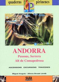 ANDORRA (LIBRO+MAPA)  (CATALÁ)