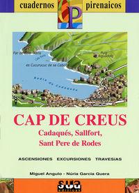 CAP DE CREUS (LIBRO+MAPA)