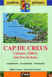 CAP DE CREUS (LIBRO+MAPA)  (CATALÀ)