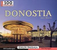 DONOSTIA - 100 PAISAJES / EHUN PAISAIA
