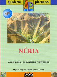 NURIA (LIBRO+MAPA)  (CATALÁ)