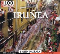 IRUÑEA - 100 PAISAJES / EHUN PAISAIA