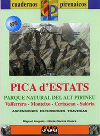 PICA D'ESTATS (LIBRO+MAPA GPS)
