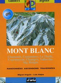 MONT BLANC (LIBRO+MAPA)  - FRANCAISE