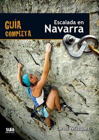ESCALADA EN NAVARRA - GUIA COMPLETA