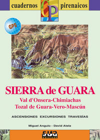 SIERRA DE GUARA (LIBRO+MAPA GPS)