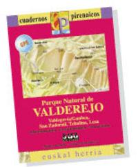 VALDEREJO (LIBRO+MAPA GPS)