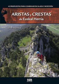 ARISTAS Y CRESTAS DE EUSKAL HERRIA
