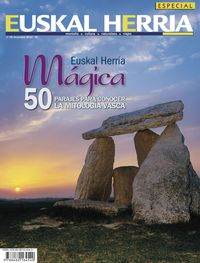 EUSKAL HERRIA MAGICA - 50 PASAJES PARA CONOCER LA MITOLOGIA VASCA