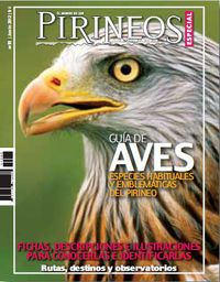 ESPECIAL PIRINEOS 11 - GUIA DE AVES