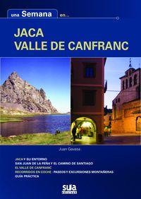 JACA / VALLE DE CANFRANC - UNA SEMANA EN. ..