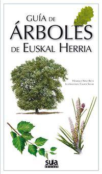 GUIA DE ARBOLES DE EUSKAL HERRIA