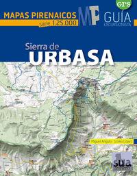 URBASA - MAPAS PIRENAICOS (1: 25000)
