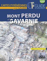 MONT PERDU ET GAVARNIE - CARTES PYRENEENNES (1: 25000)