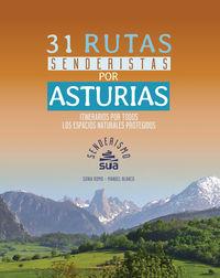 31 RUTAS SENDERISTAS POR ASTURIAS