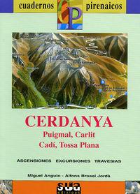 CERDANYA (LIBRO+MAPA)