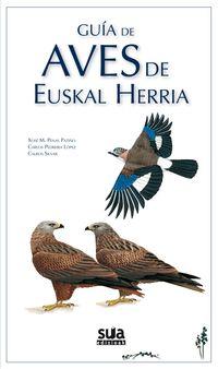 GUIA DE AVES DE EUSKAL HERRIA