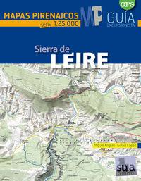 LEIRE - MAPAS PIRENAICOS (1: 25000)