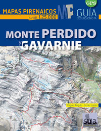 MONTE PERDIDO Y GAVARNIE - MAPAS PIRENAICOS (1: 25000)